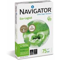 Navigator Eco-Logical Paper 75gm A4 Pack of 2500 NAVA475