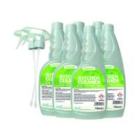 2Work Kitchen Degreaser 750ml Pk6