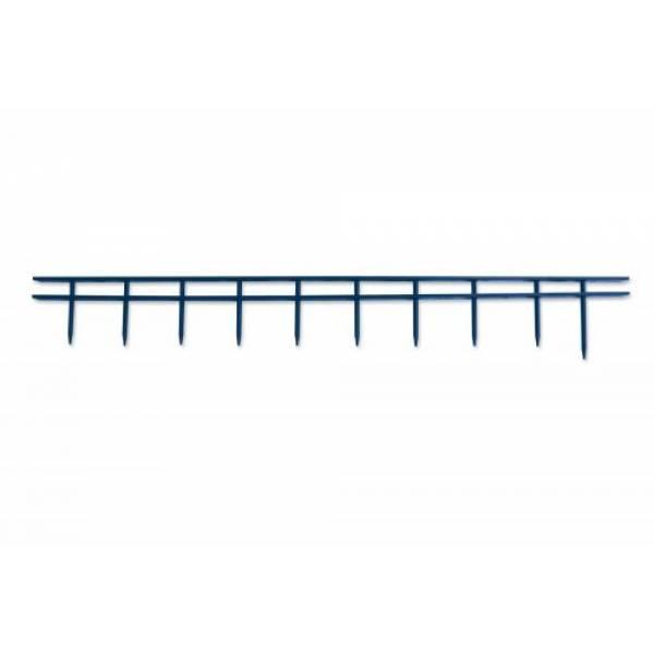 GBC SureBind A4 Secure Binding Strips 25mm Blue (Pack Of