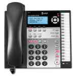 Image for 1070 Corded Four-Line Expandable Telephone, Caller Id