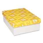 Image for CLASSIC CREST #10 ENVELOPE, COMMERCIAL FLAP, GUMMED CLOSURE, 4.13 X 9.5, AVON BRILLIANT WHITE, 500/BOX