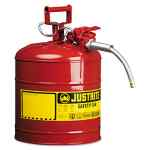 Image for Accuflow Safety Can, Type Ii, 5gal, Red, 5/8
