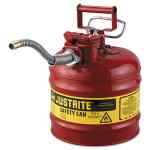 Image for Accuflow Safety Can, Type Ii, 2gal, Red, 5/8