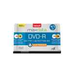 Image for Dvd-R Recordable Discs, Printable, 4.7gb, 16x, Spindle, White, 50/pack