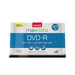Image for Dvd-R Discs, 4.7gb, 16x, Spindle, Gold, 50/pack