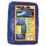 Image for Multiple Use Tarpaulin, Polyethylene, 40 Ft X 60 Ft, Blue