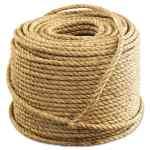 Image for Manila Rope, 3-Strand, 1/2