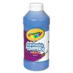 Image for Artista Ii Washable Tempera Paint, Blue, 16 Oz