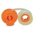 Image for 3015 Lift-Off Correction Tape, 6/pack