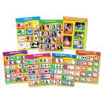 Image for Chartlet Set, Early Learning, 17