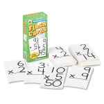 Image for Flash Cards, Multiplication Facts 0-12, 3w X 6h, 94/pack