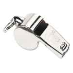 Image for Sports Whistle, Heavy Weight, Metal, Silver