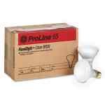 Image for INCANDESCENT SOFT WHITE BR30 LIGHT BULB, 65 W, 6/CARTON