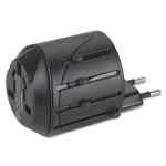 Image for International Travel Plug Adapter For Notebook Pc/cell Phone, 110v