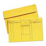 Image for ATTORNEY'S ENVELOPE/TRANSPORT CASE FILE, CHEESE BLADE FLAP, FOLD FLAP CLOSURE, 10 X 14.75, CAMEO BUFF, 100/BOX