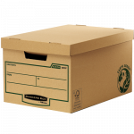 Image for Fellowes Earth Large Storage Box 4470701 - (PK10)