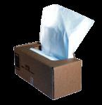Image for Fellowes Shredder Waste Bags 94L (Pack of 50) 36056