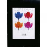 Image for Photo Album Co A3 Poster Display Frameless Clip Frame
