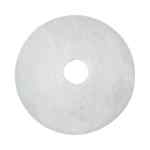 Image for 3M Polishing Floor Pad 380mm White (Pack of 5) 2NDWH15