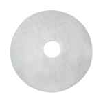 Image for 3M Polishing Floor Pad 430mm White (Pack of 5) 2NDWH17