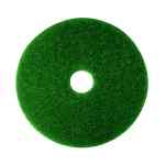 Image for 3M Scrubbing Floor Pad 380mm Green (Pack of 5) 2ndGN15