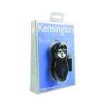 Image for Kensington Wireless Presenter Red Laser Black/Chrome 33374EU
