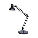 Image for Alba Black Architect Desk Lamp ARCHI N