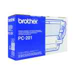 Image for Brother Thermal Transfer Ribbon Cartridge PC201