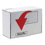 Image for Bankers Box Missive Value Accessory Mailing Box (Pack of 20) 7272206