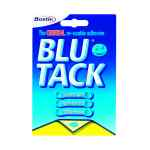 Image for Bostik Blu-Tack Handy Pack 60g Single 801103