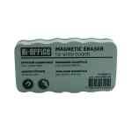 Image for Bi-Office White Lightweight Magnetic Eraser AA0105 BQ53105