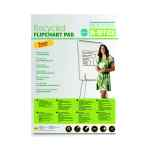 Image for Bi-Office Earth Plain Flipchart Pad A1 40 Sheet (Pack of 5) FL0111801