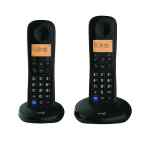 Image for BT Everyday DECT Phone Twin (Up to 10 hours talking or 100 hours standby) 90662