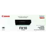 Image for Canon FX-10 Black Toner Cartridge 0263B002