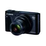 Image for Canon Powershot SX740 Black HH Camera 2955C011AA