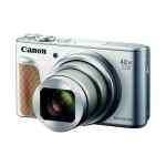 Image for Canon Powershot SX740 Silver HS Camera 2956C011AA