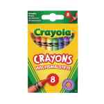 Image for Crayola Assorted Colouring Crayons (Pack of 192) 2.0008