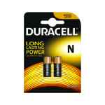 Image for Duracell 1.5V N Remote Control Battery MN9100 (Pack of 2) 81223600