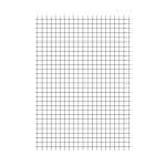 Image for Loose Leaf Paper A4 5mm Squares (Pack of 2500) EN09810