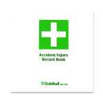 Image for Guildhall Accident Book (Pack of 5) T44