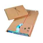 Image for 20 x Brown 455x320x70mm Mailing Box (Self-adhesive strip for sealing) 11492