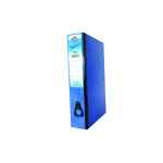 Image for Concord IXL Selecta Box File Foolscap Blue (Pack of 10) 264152