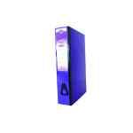 Image for Concord IXL Selecta Box File Foolscap Purple (Pack of 10) 264187