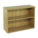 Image for Avior Ash 800mm Bookcase (W1000 x D400 x H800mm) KF72314