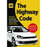 Image for AA The Highway Code Book (AA Driving Test) 9780749552572