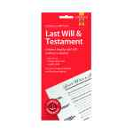 Image for Law Pack Last Will And Testament Pack (Pack of 5) F320