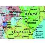 Image for Map Marketing Giant World Political Laminated Map GWLD