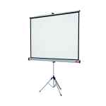 Image for Nobo 4:3 Tripod Projection Screen 1500 x 1138mm 1902395