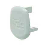 Image for 13 AMP Safety Socket Insert White (Pack of 20) BF2090