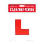 Image for 2 Magnetic L Plates (Pack of 10) C398